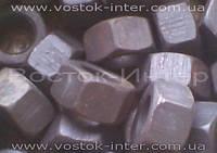 Гайки высокопрочные от М6 до М160 класс прочности 10, 11, ГОСТ 5915-70, 22354-77, DIN 934