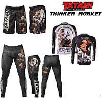 Комплект Tatami thinker monkey Рашгард + шорты мма + легинсы