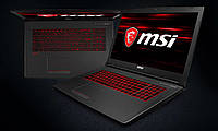 MSI GV72 8RE-053XPL i7-8750H/16GB/240+1TB GTX1060 120Hz, фото 1