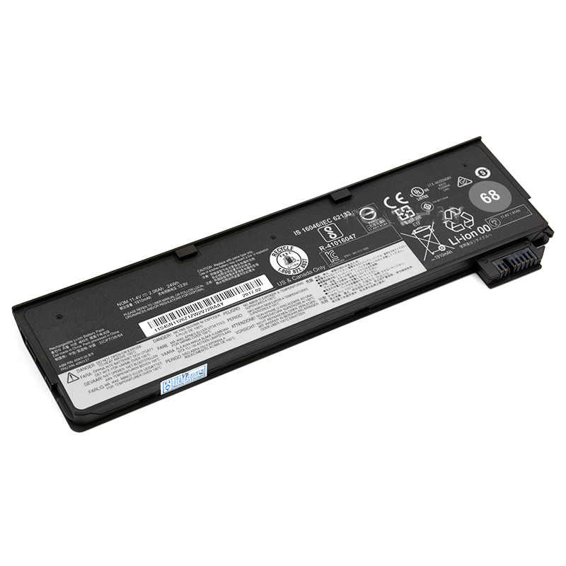 Аккумулятор Lenovo 45N1136 10.8V 48Wh Lenovo ThinkPad X260 X240 X240S