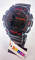 Часы наручные электронные Skmei 1243 Red