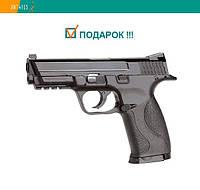 Пневматический пистолет KWC K40 Smith & Wesson M&P40 KM48HN Смит и Вессон пластик газобаллонный CO2 120 м/с, фото 1