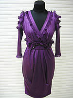 Платье молодежное короткое, вставки сетка, платье нарядное, красивое, платье праздничное