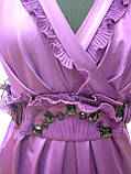 Сукня молодіжна коротка, вставки сітка, плаття нарядне, красиве, сукня святкова, фото 2