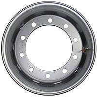 Диски колесные грузовые R19,5 10х335 на прицеп полуприцеп, диски на авто, диски под дисковые тормоза