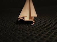 Профиль ответный ЕА, используется при изготовлении дверей холодильных камер, уплотнительная резина