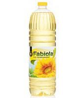 Масло подсолнечное Fabiola 1л