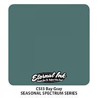 Краска для татуировочных работ Eternal ink. Seasonal  spectrum.Bay Gray 1/2 oz, фото 1