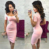 Женское облегающее платье мод.160
