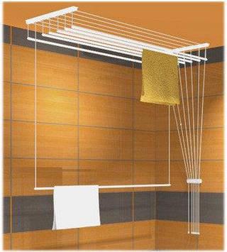 Сушка для одягу стельова 190-D5 9,5 м