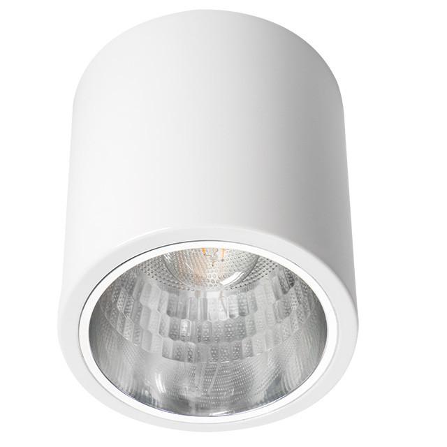 Светильник типа downlight NIKOR DLP-60-W OPR.OŚWIETL.SUFITOWA (7210)