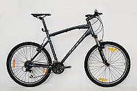 Велосипед Felt MTB Six 75 Sharkskin 21.5 см Grey/Black