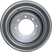 Диски колесные грузовые R19,5 8х275, диски на прицеп авто, диски под барабанные тормоза