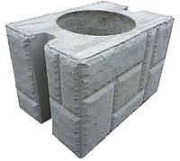 Форма столба наборного №1 Будформа