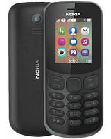 Nokia 130 Dual Sim New Black
