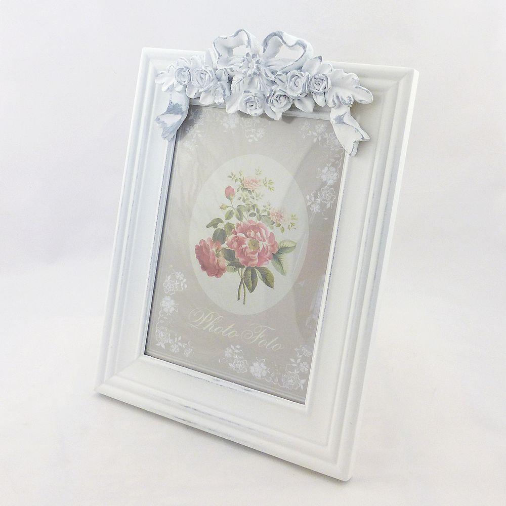 Фоторамка-Лепные розы большая