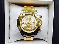 Rolex daytona gold 2011 (копия)