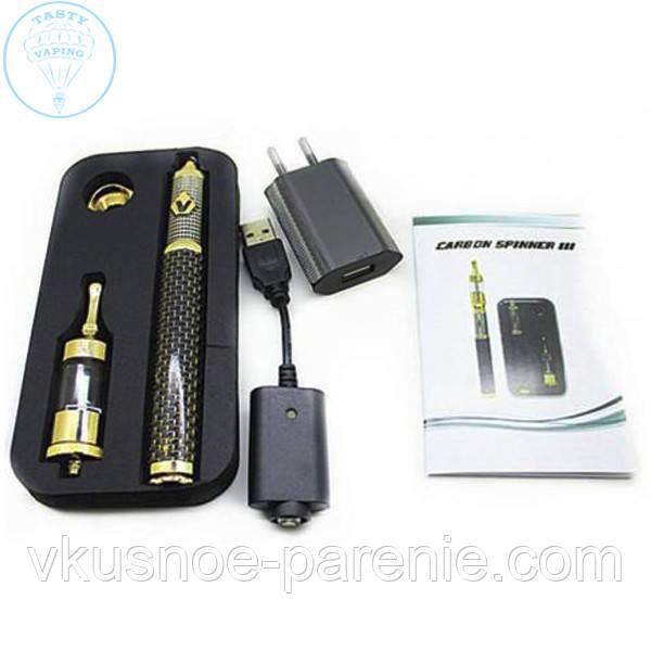 Электронная сигарета Carbon Spinner 3 1600 mAh