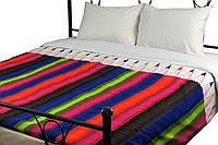 Комплект полуторный постельное белье сатин (пододеяльник, 2 наволочки, простынь) ТМ Руно 1.137К_Pencils, фото 1