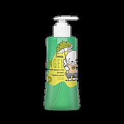 """Безсульфатний шампунь-пінка для малят 0+ """"Чарівне кошеня"""""""