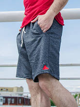 Мужские шорты Ник темно-серый (S-XL)