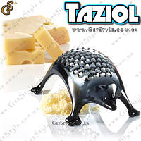 "Мини-терка для сыра и овощей - ""Taziol"" - 10 х 7 см., фото 1"