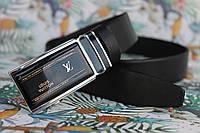 Детский ремень автомат кожаный Louis Vuitton
