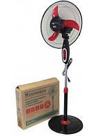 Напольный вентилятор 3 скорости работы 45 Вт GFS-4011 GRUNHELM бытовой электрический
