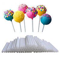 Палочки для кейк попсов 15 см (упаковка 50 штук)