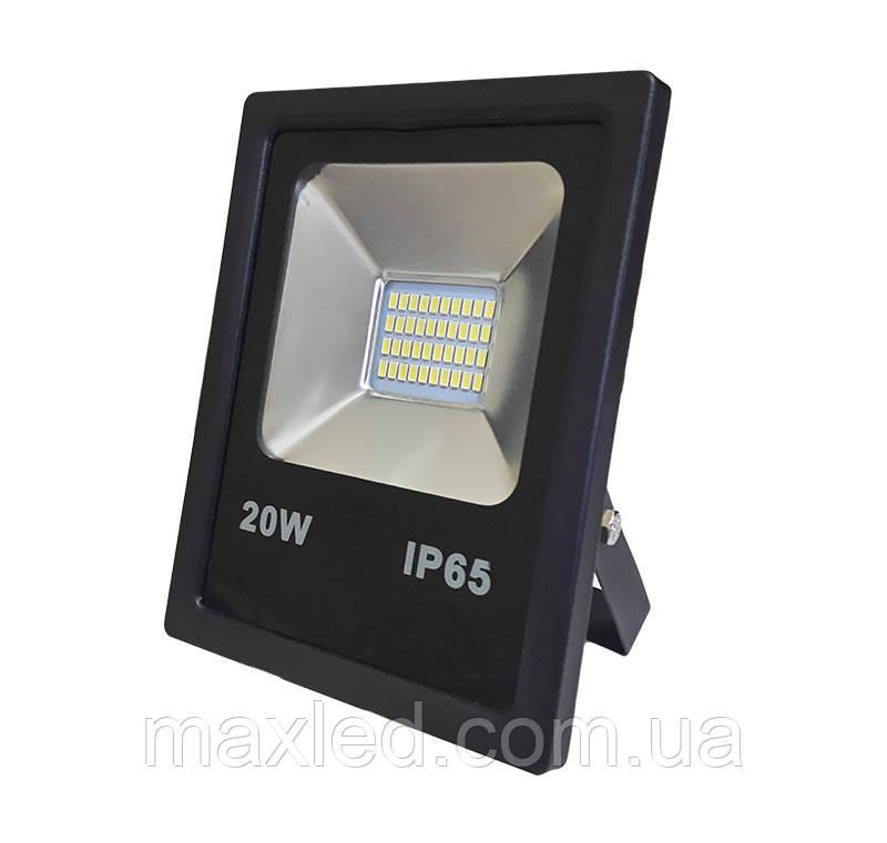 Прожектор светодиодный  20Вт FLOOD20XP