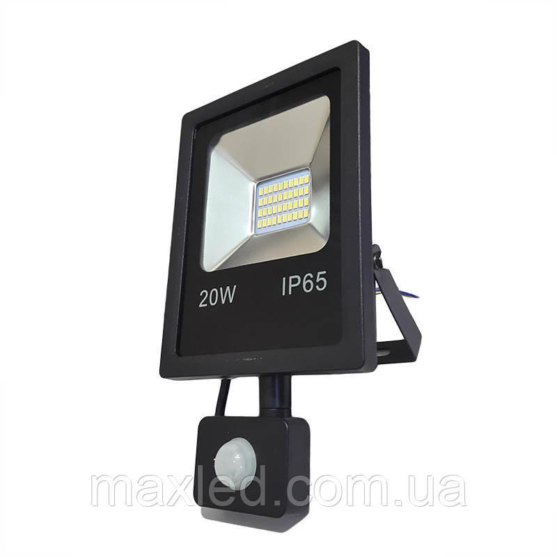 Прожектор светодиодный  20Вт FLOOD20XPS