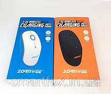 Мышь беспроводная ZornWee W880 очень тихая, фото 3