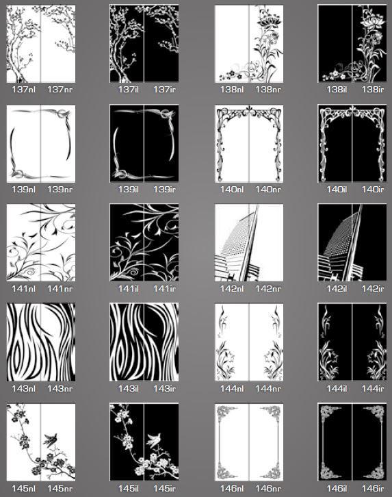 Пескоструные изображения (фото 2)