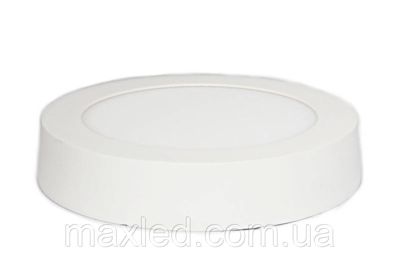 Светодиодный светильник 12Вт SN12WR 170мм (накладной)