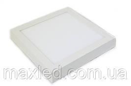 Светодиодный светильник  6Вт SN6CWК  120х120мм (накладной)