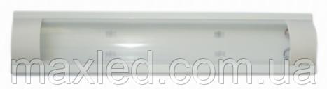 Светильник T8-IP20-0.6B на две 0,6М G13 лампы ( без ламп )