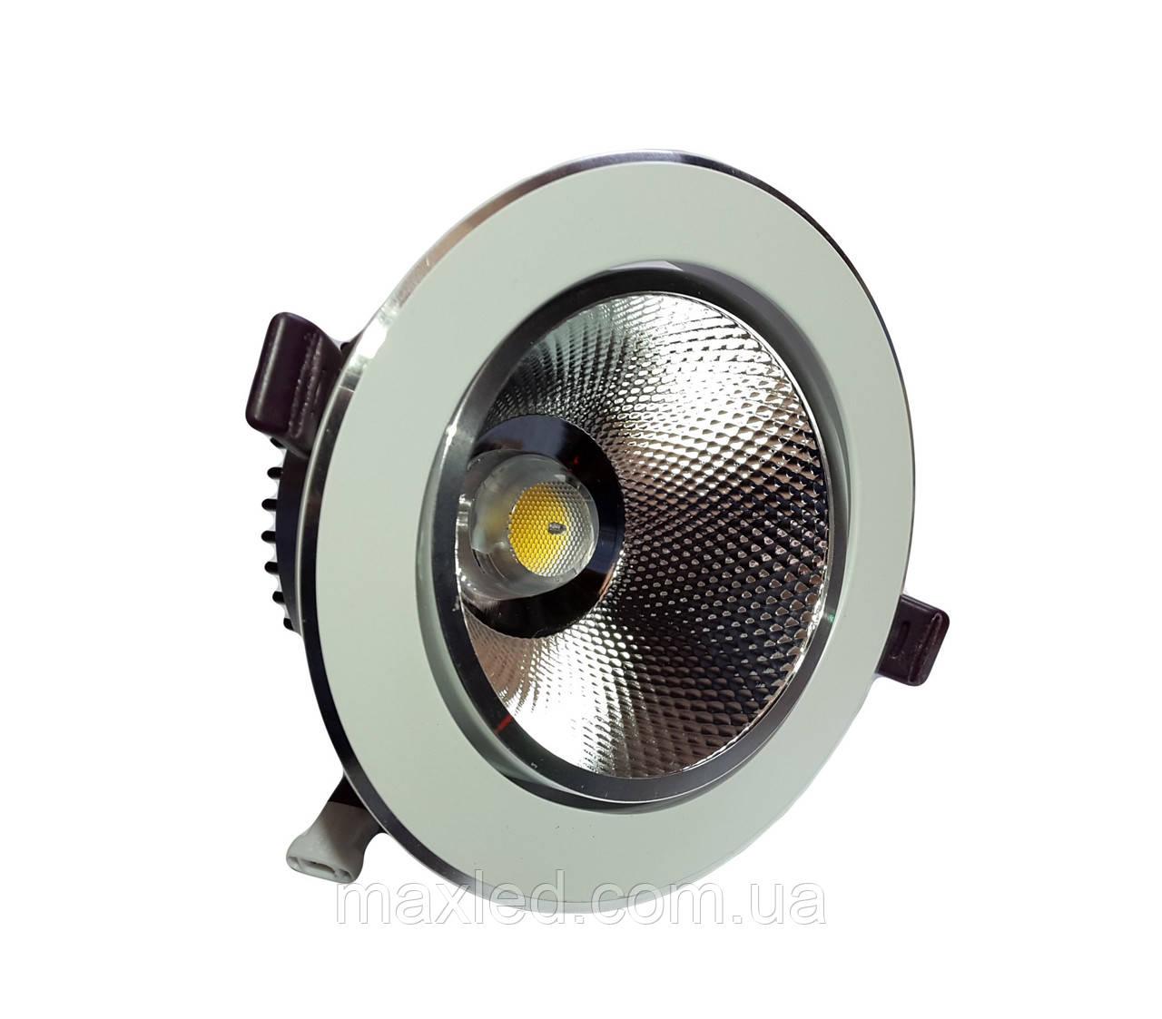 Светодиодный светильник 18Вт SC18WWX 130мм