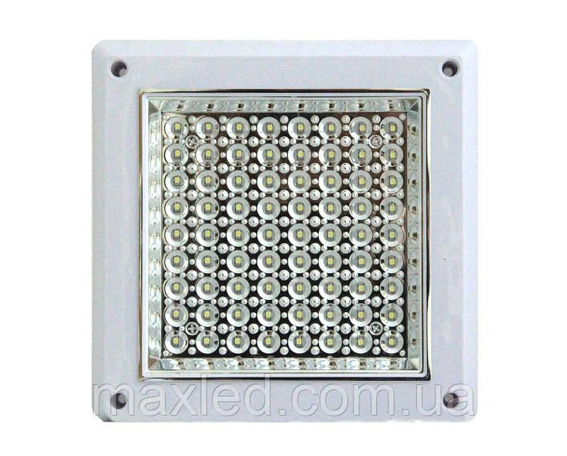 Светодиодный светильник  6Вт SN6CWКС  225х225мм (накладной)