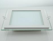 Светодиодный светильник 12Вт SL12CWKG 160x160 мм