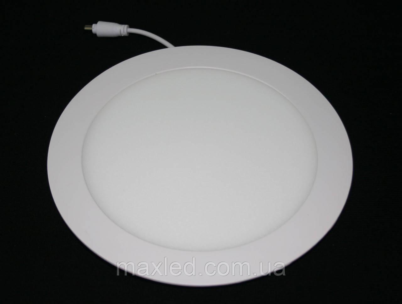 Світлодіодний світильник 15Вт SL15WWR 200мм