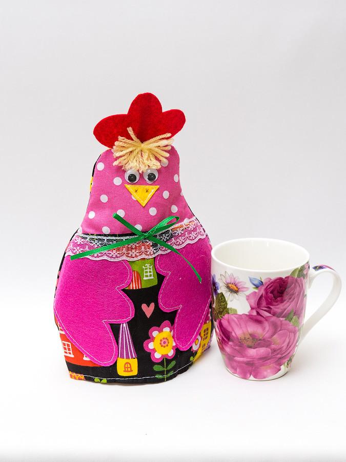 Чехол на чашку Vikamade  Курочка