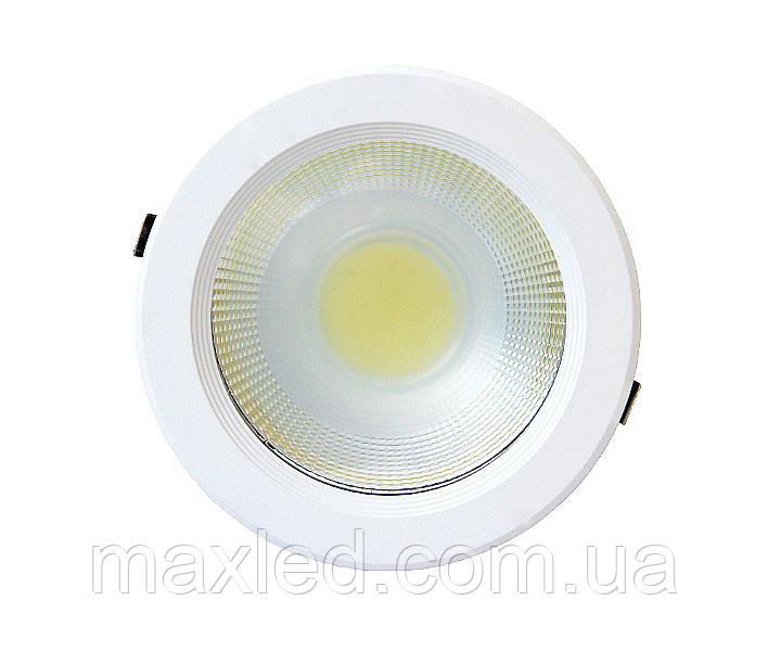 Светодиодный светильник 30Вт SC30XR 3000K
