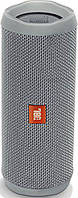 JBL Flip 4 Gray Bluetooth 4.2 беспроводная колонка с чистым звуком глубоким бассом и аккумулятором в 3 Ач! , фото 1