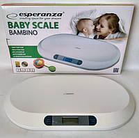 Весы для новорожденных Esperanza EBS015 Bambino, фото 1