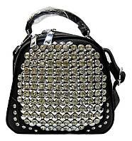 Эксклюзивная женская сумочка-рюкзак кожа GMВ-012938 Италия