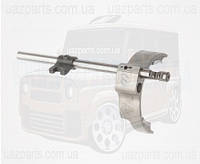 Шток с вилкой (вилка кпп) переключения 1-2 передачи КПП УАЗ 5-ступ DYMOS