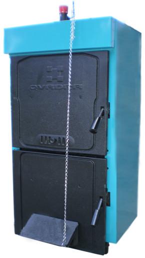 Твердотопливный котел Qvadra Solidmaster 4S (Demrad)