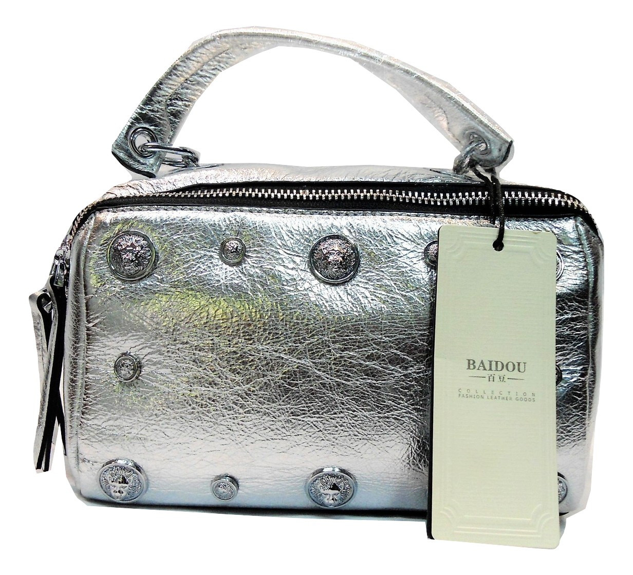 4a1380526b51 Эксклюзивная Итальянская женская кожаная сумочка в руку GMН-013959 ...