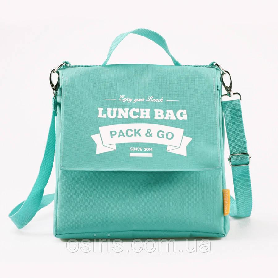 5b70a599e99e Термосумка Ланч бег от Pack&Go, L PLUS: продажа, цена в Киеве. сумки ...
