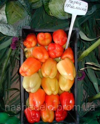 Семена перца сладкого Фламинго F1 50 гр. Clause